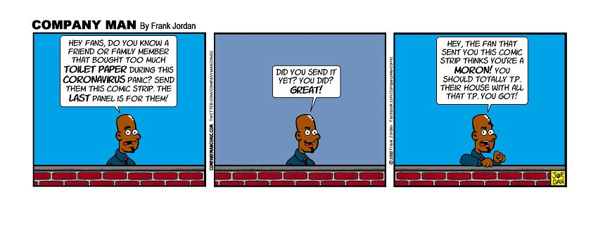 Company Man: The Activity.