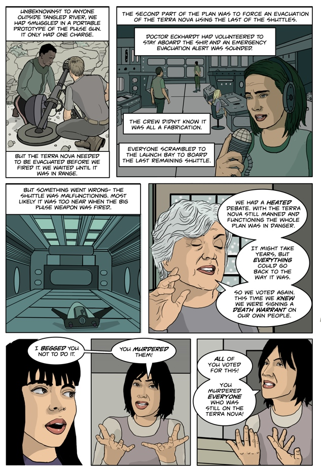 Tangled River Page 263