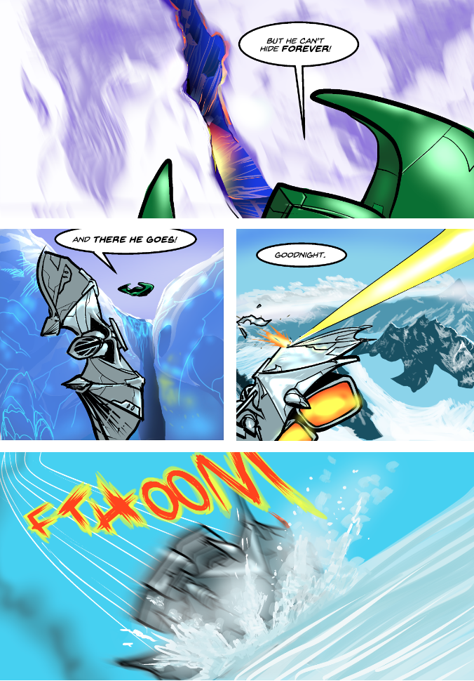 Prince of the Astral Kingdom chapter 2 pg 17