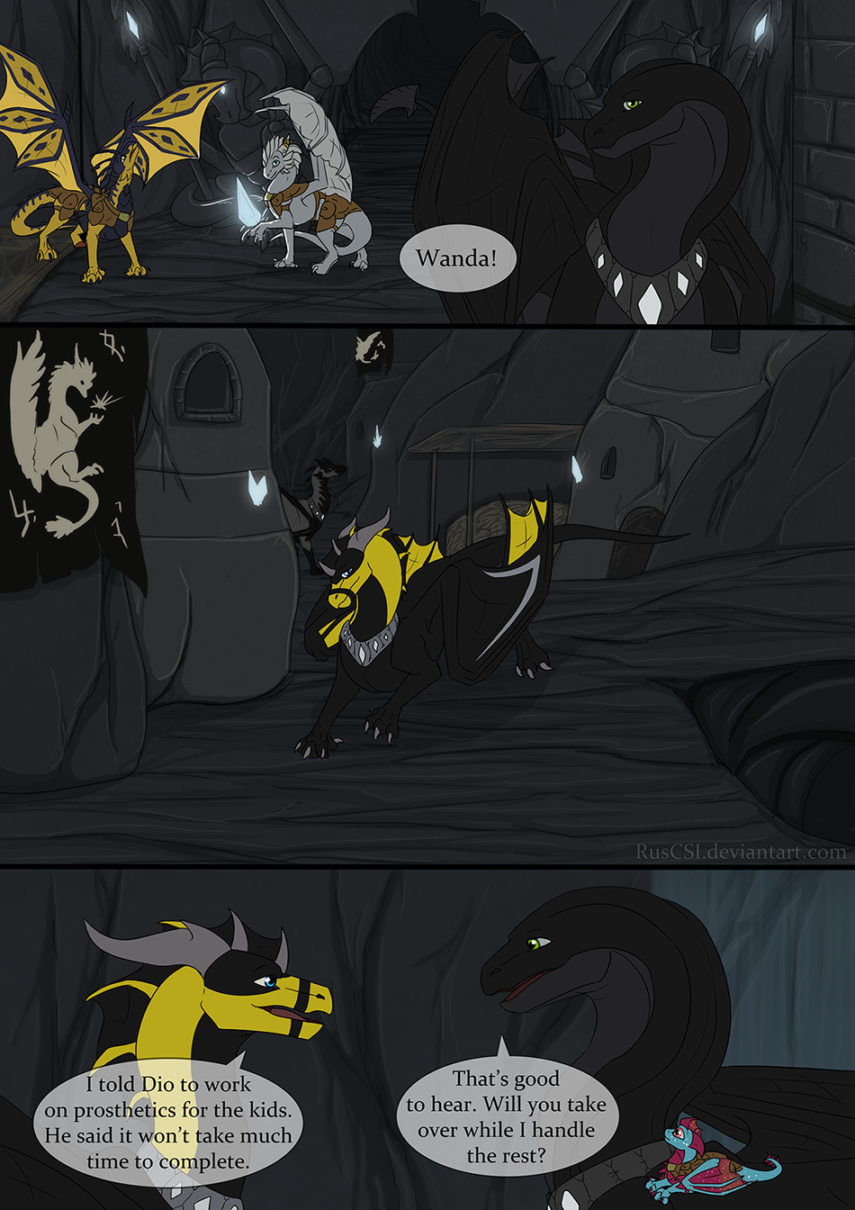The Isle - page 23