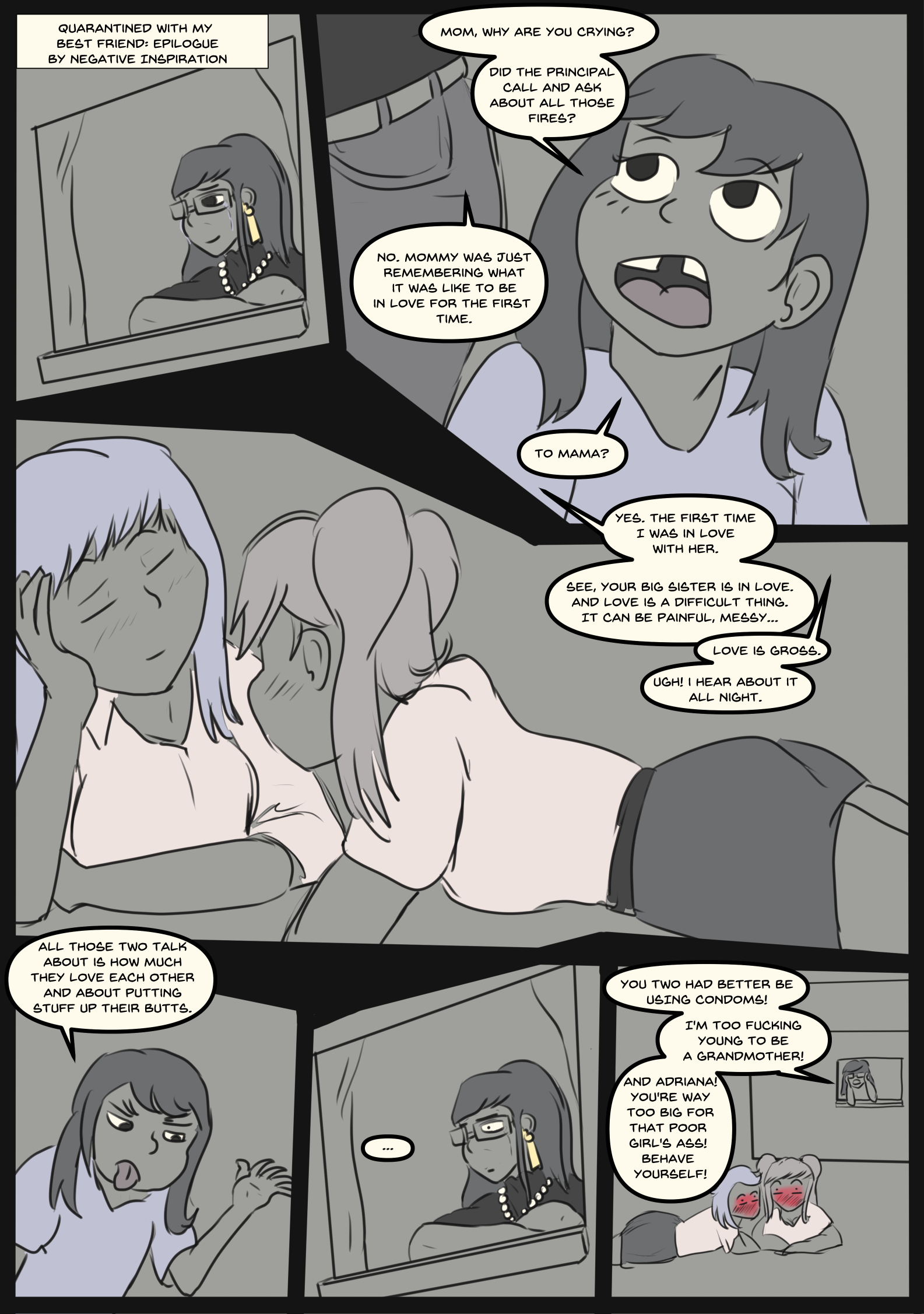 Quarantined with my Best Friend: Page 24