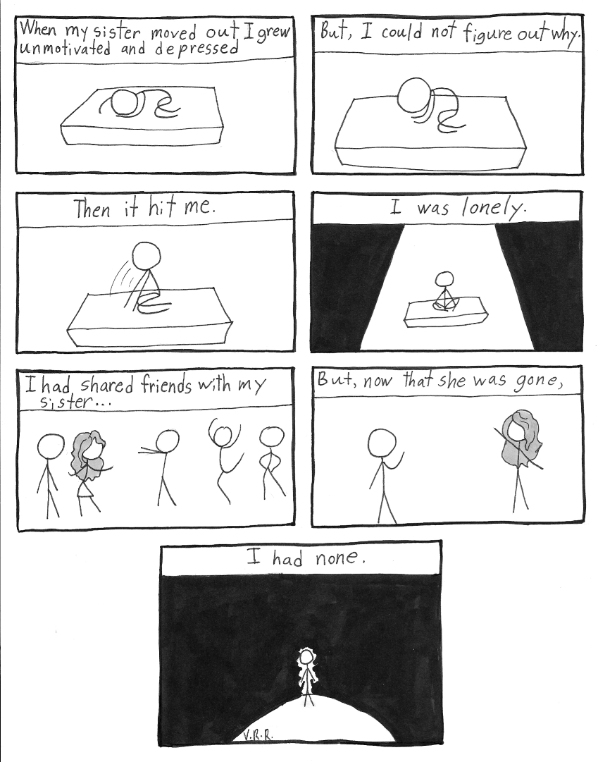 5 - I've Got That Lonely Feeling