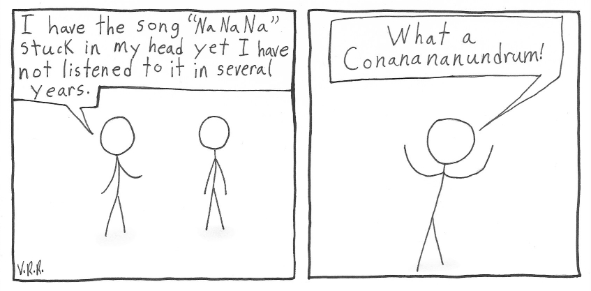 4 - Conundrum