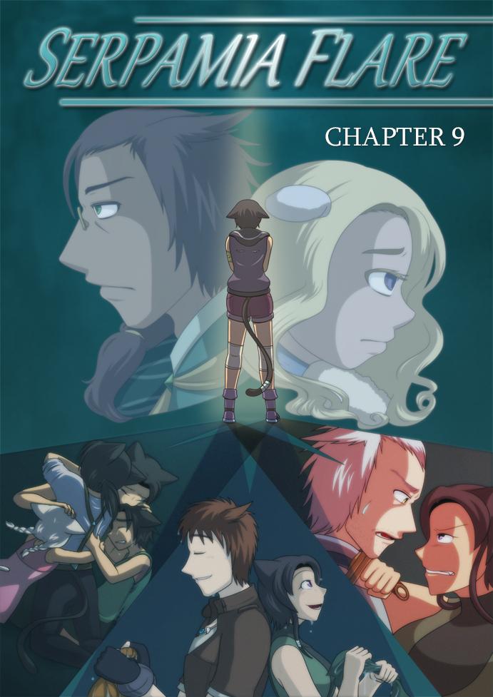 Cover Art: Chapter Nine