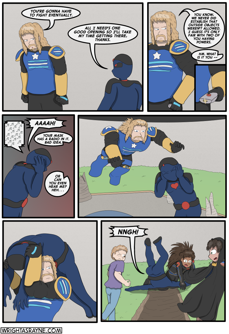 In Our Own Native Land, Page 17