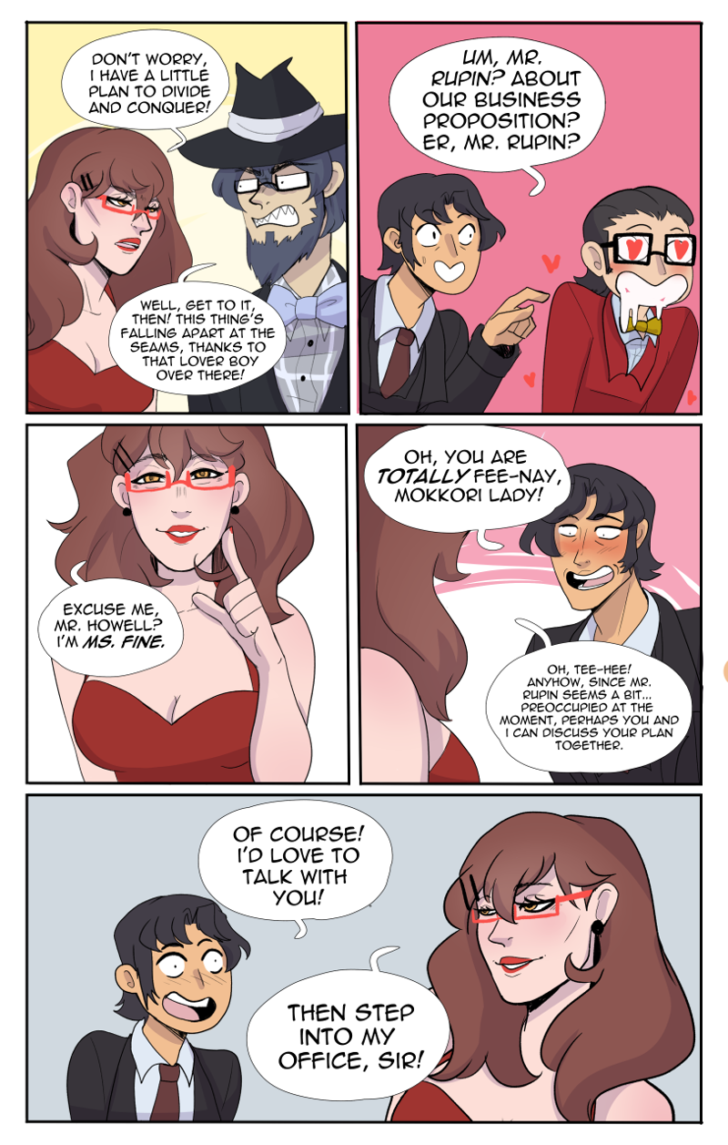 A Fine Proposal