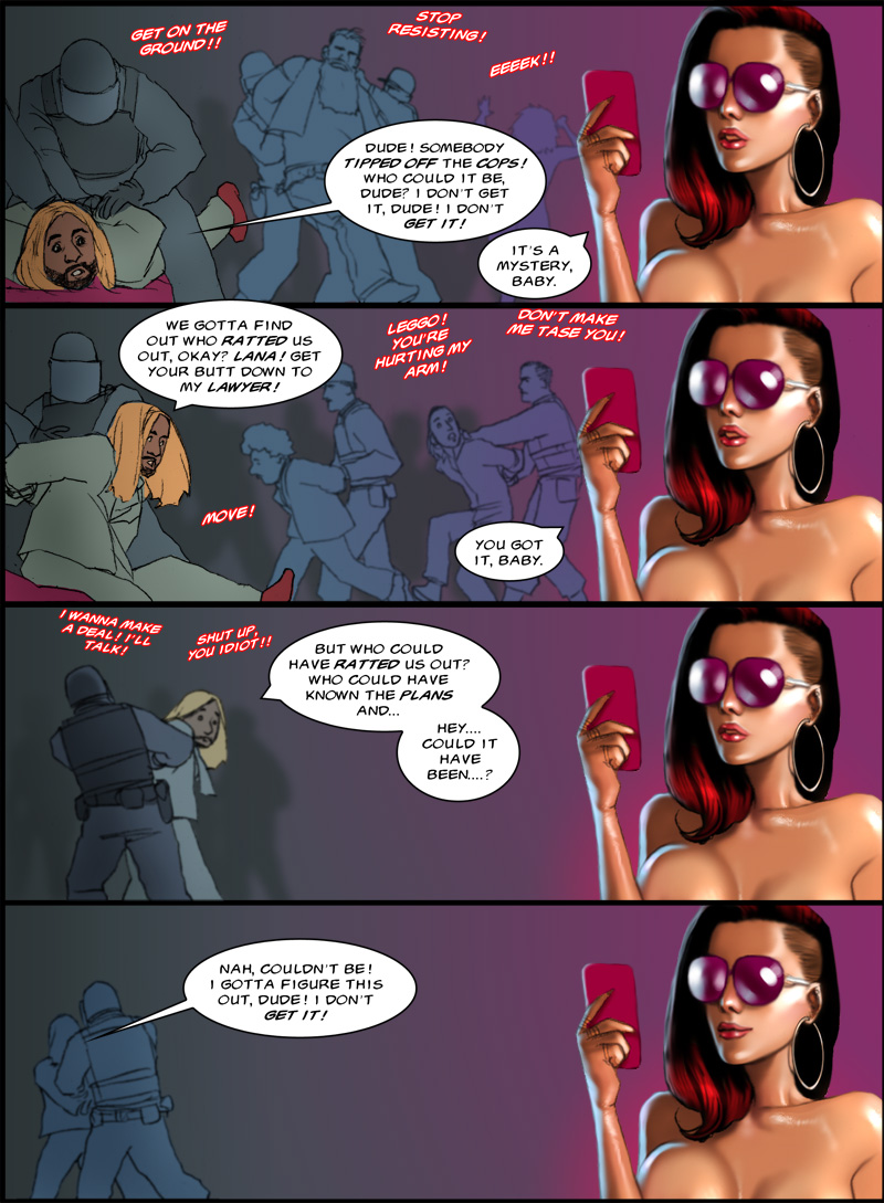Day of the Elephant page 7