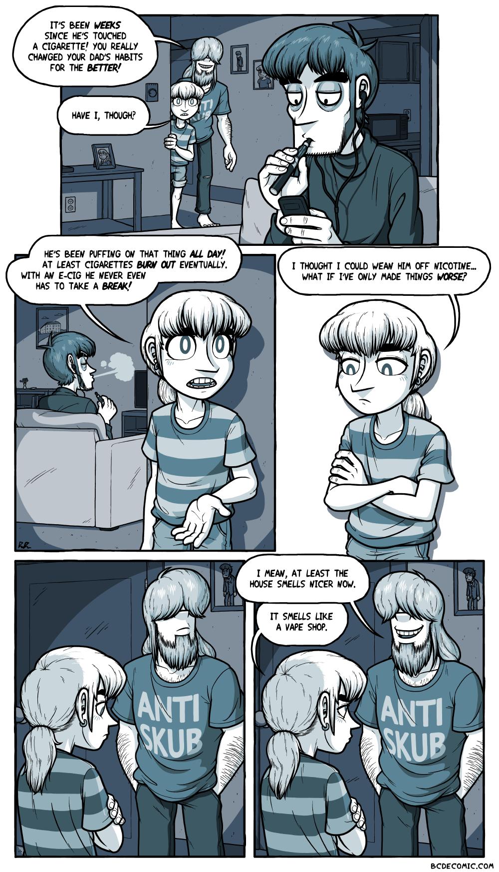 On Vaping, Pt. 3