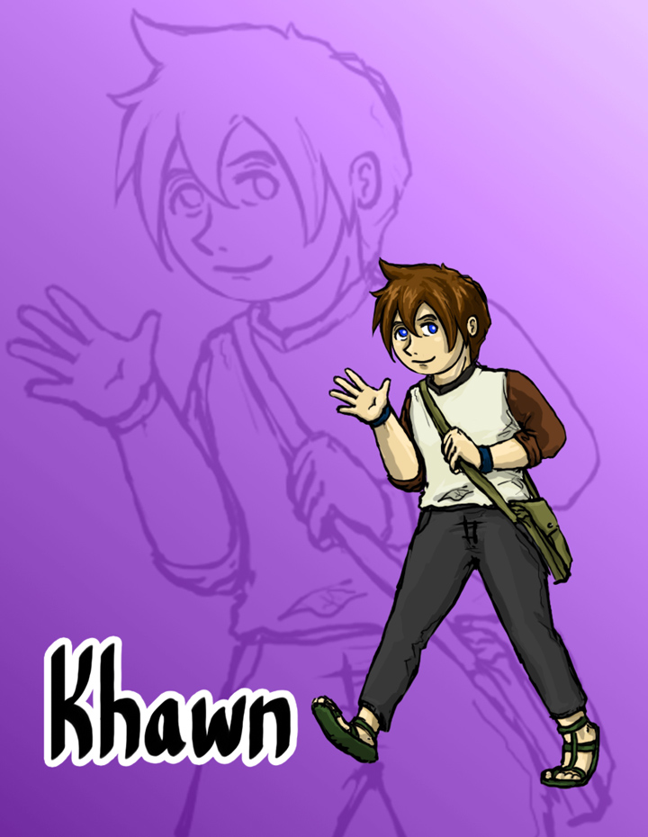 Chapter 2 Khawn