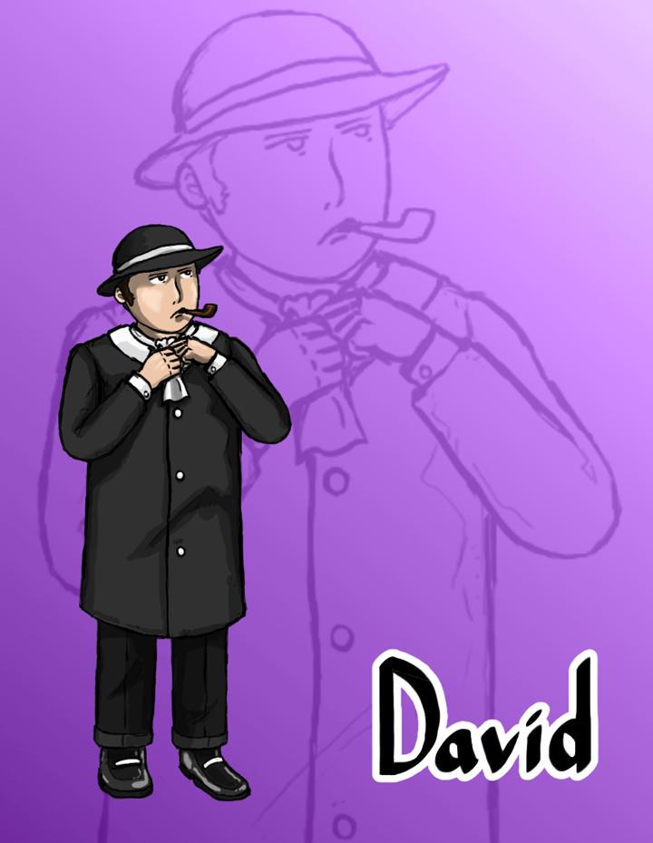 Chapter 2 David