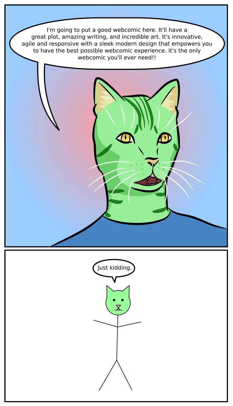Good webcomic