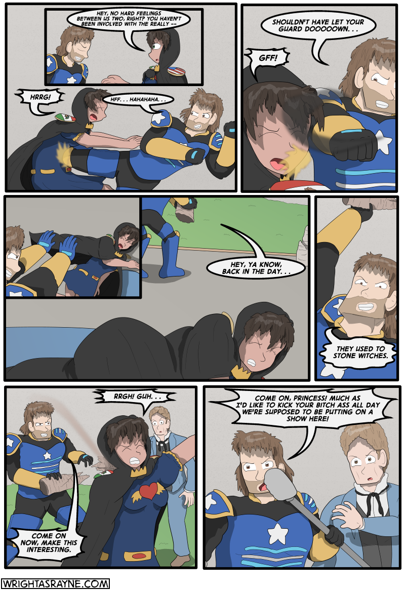 In Our Own Native Land, Page 19