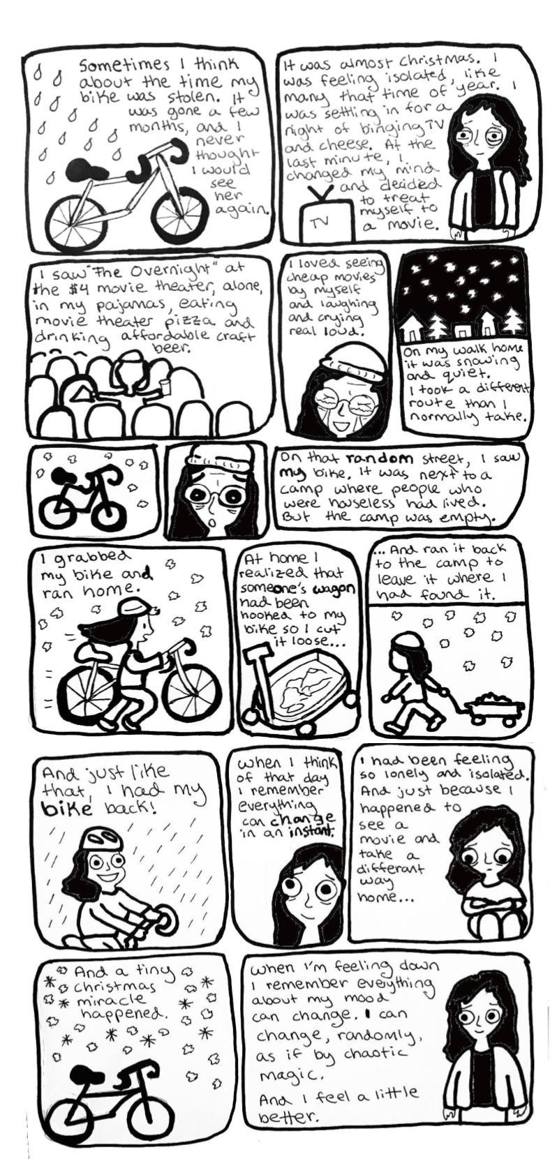 The Bike Story