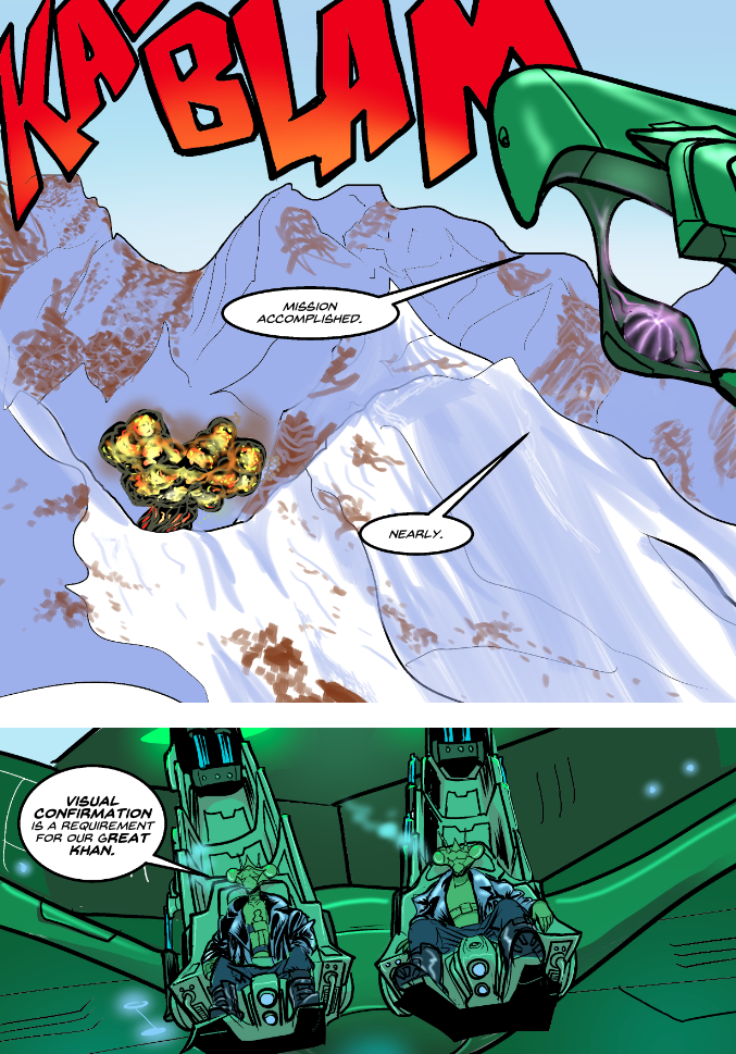 Prince of the Astral Kingdom chapter 2 pg 18