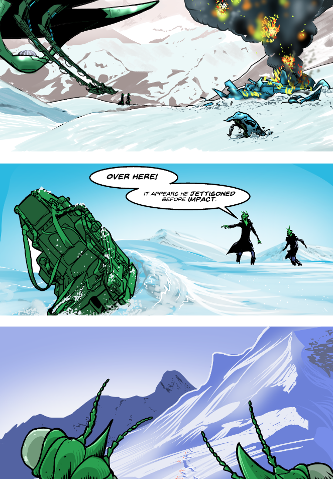 Prince of the Astral Kingdom chapter 2 pg 19