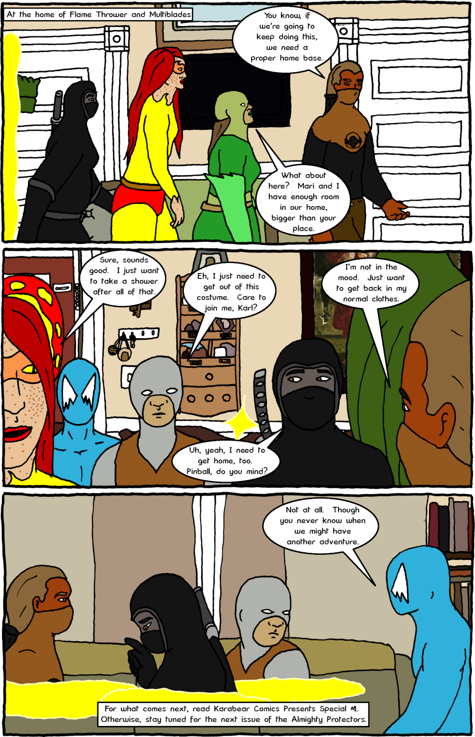 Page 20: issue 14 - Nasty Nazis and Tempestuous Tempore