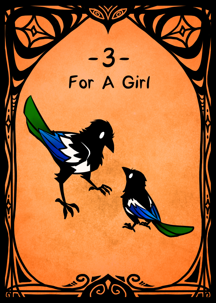 CH3 - For A Girl - Title