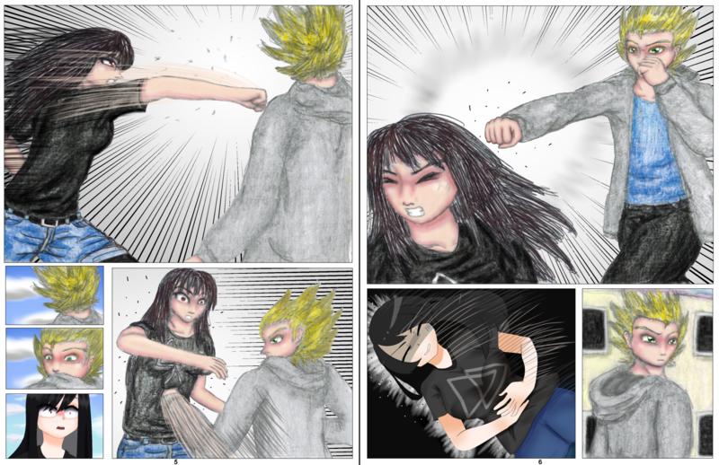 Demon Hunters Capitolo 5 Pagina 5-6