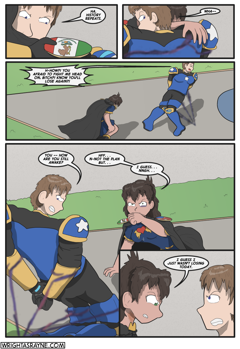 In Our Own Native Land, Page 23