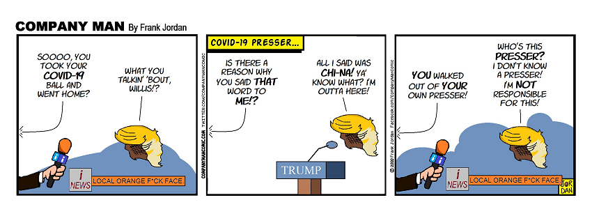 A pressing matter!