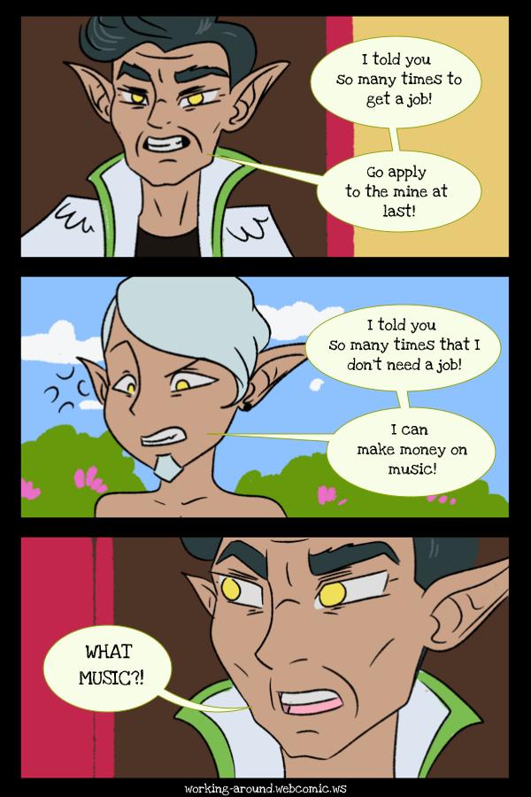 Episode #1 - Kiss *MINE* bottom, dad!
