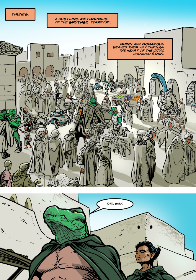 Prince of the Astral Kingdom chapter 2 pg 21
