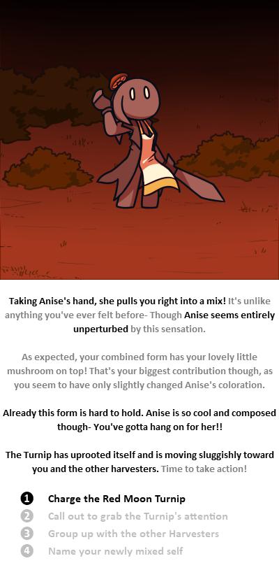Red Moon Turnip - Anise