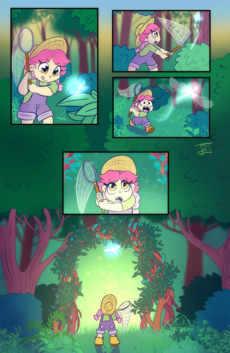 Ch 3: A Winkle in Time - Page 2