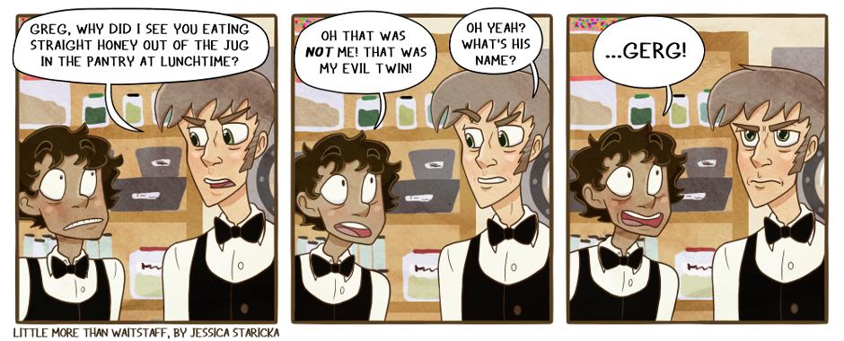 267. Evil Twin