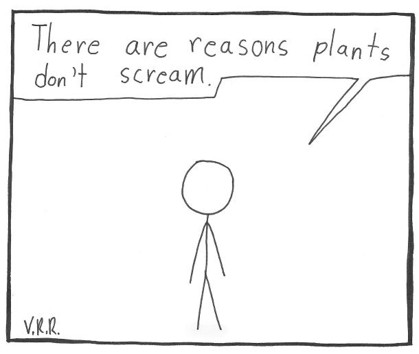 Do Plants Feel Pain