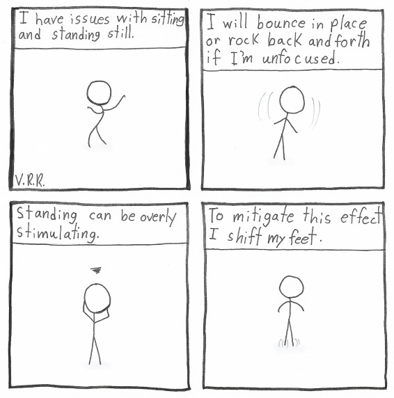 The Urge to Wiggle