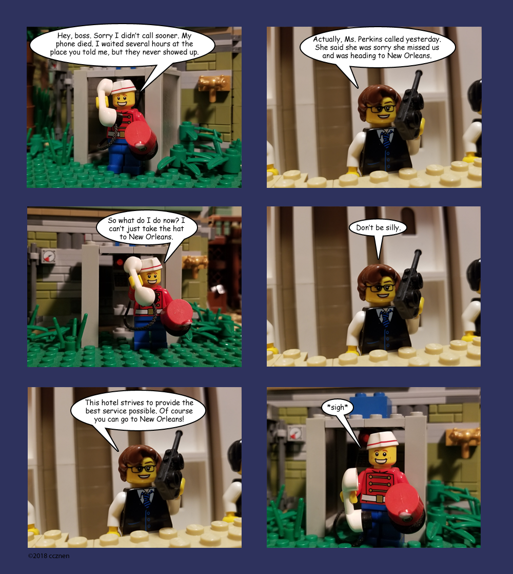 Chapter B1: Benny Begins | Part 2
