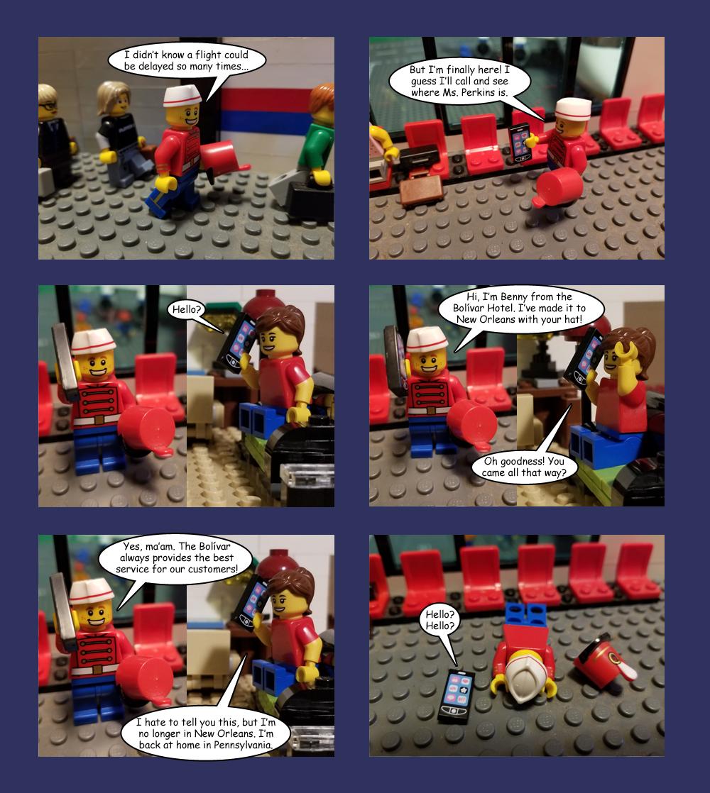 Chapter B1: Benny Begins | Part 3