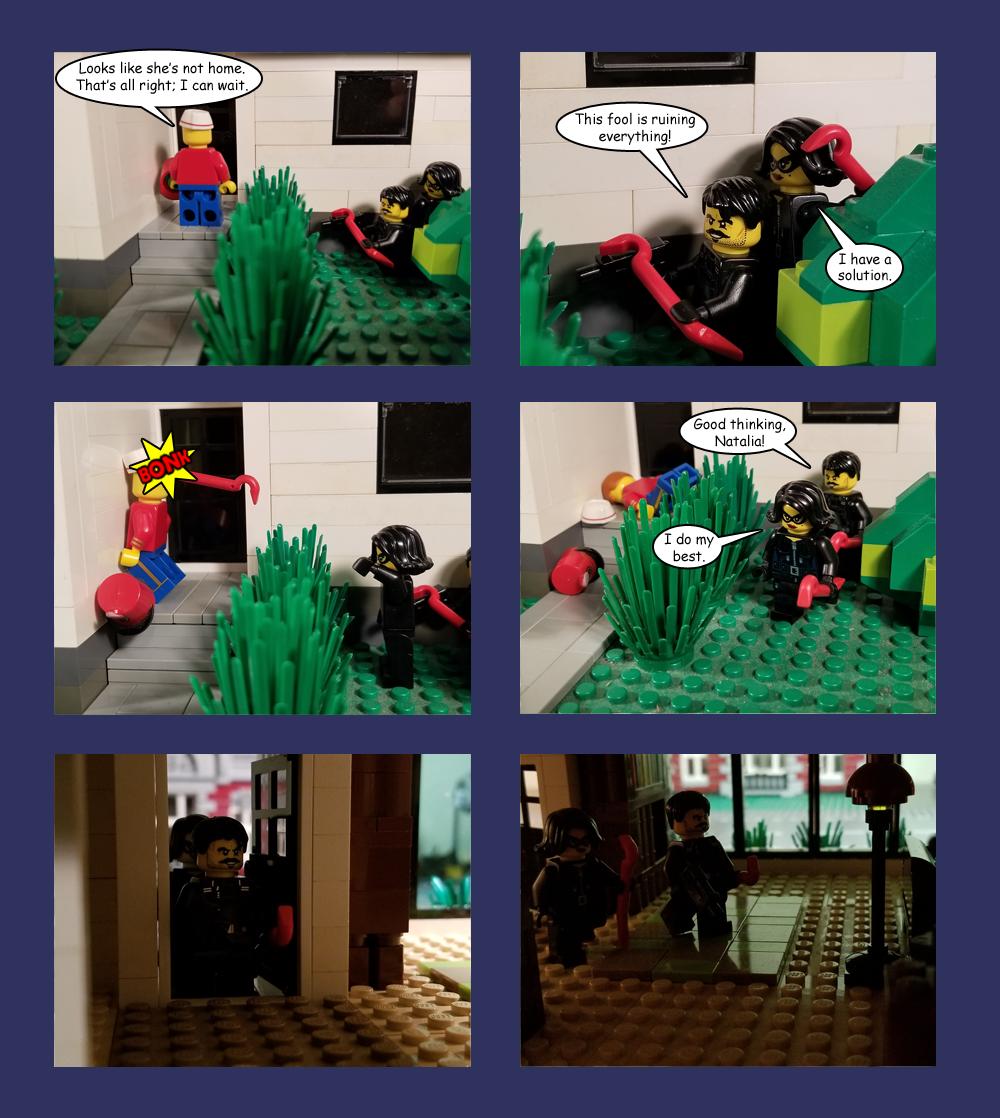 Chapter B1: Benny Begins | Part 5