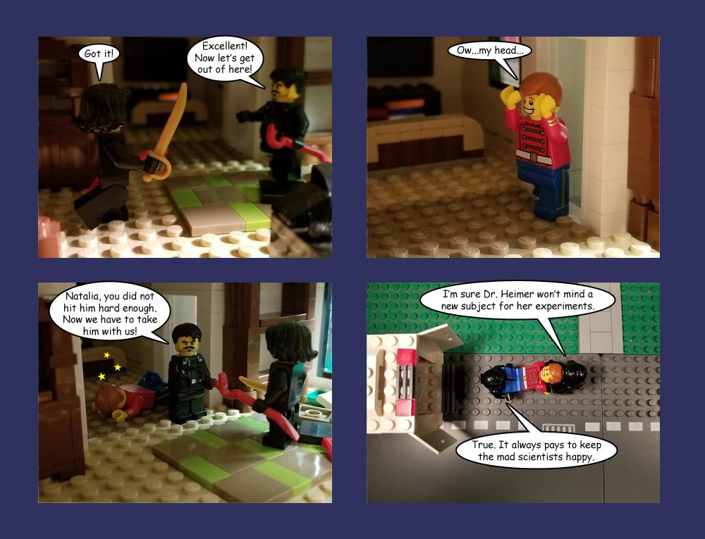 Chapter B1: Benny Begins | Part 6