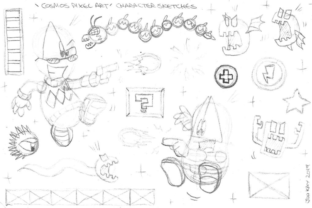 A little concept art goes a long way....