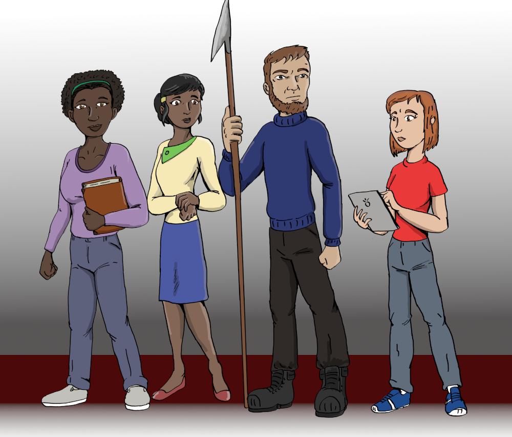 Team Gernsbeck (by Jay042)