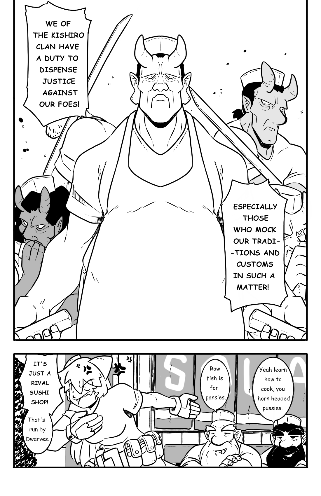 Dodges and Half Truths pg.4