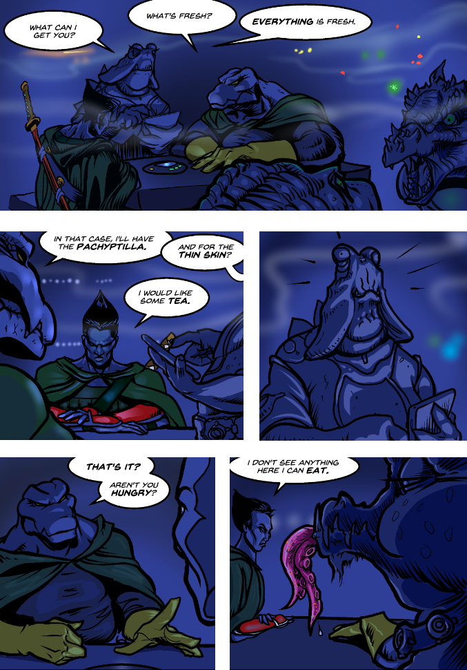 Prince of the Astral Kingdom chapter 2 pg 24