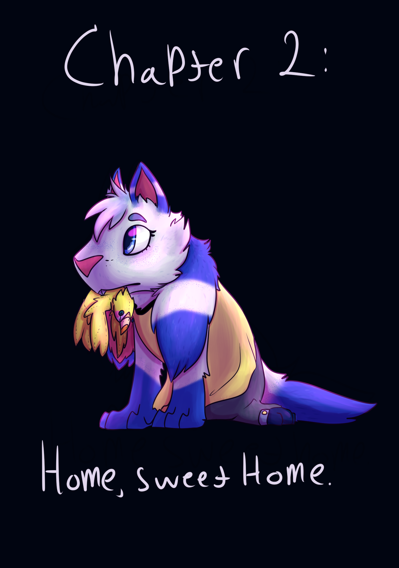 Chapter 2: Home, Sweet Home