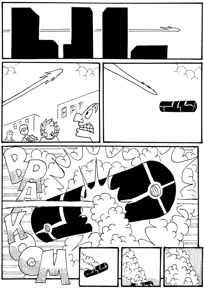 (#54) Direct Hit