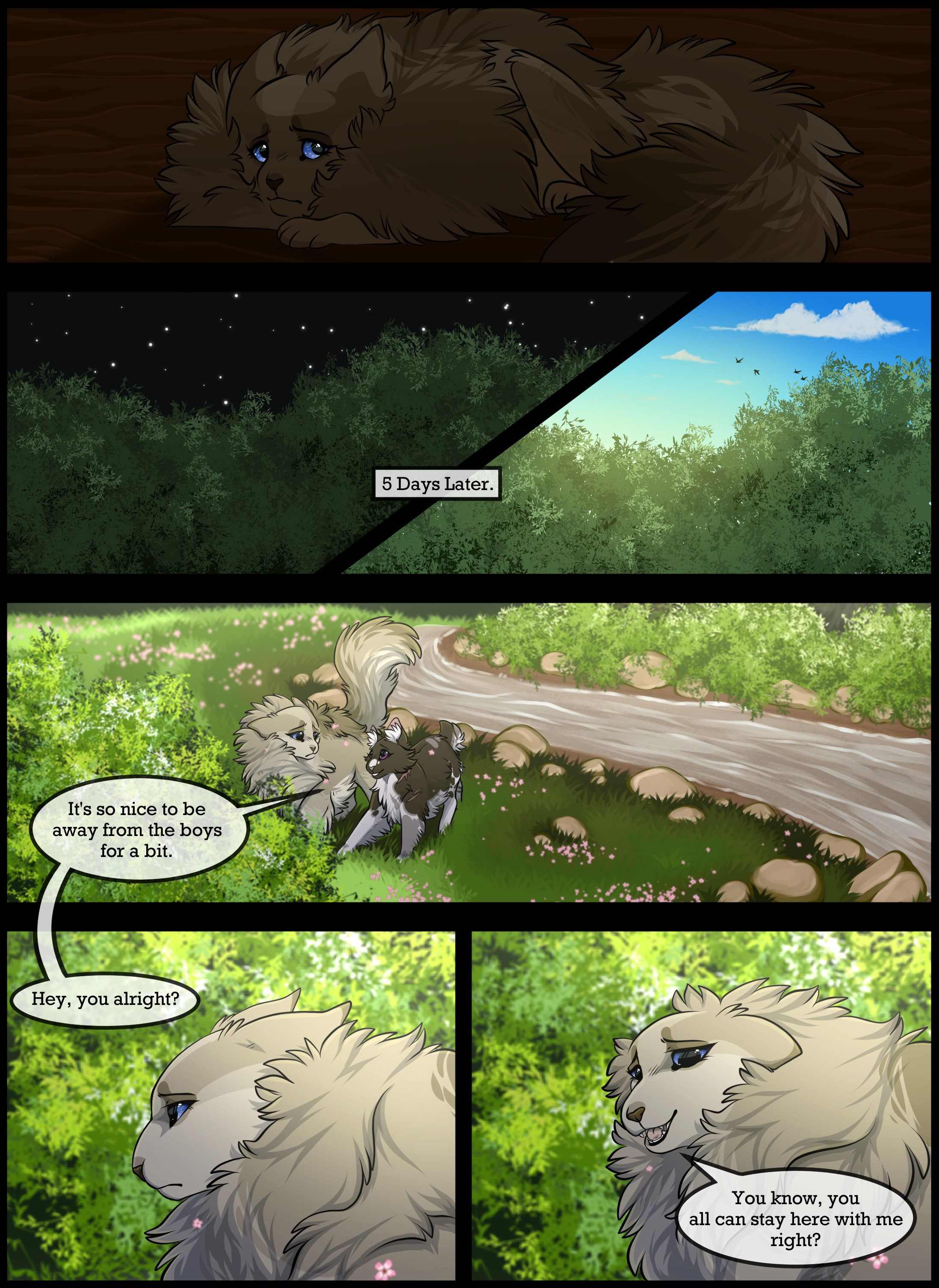 No Man's Land - Page 45