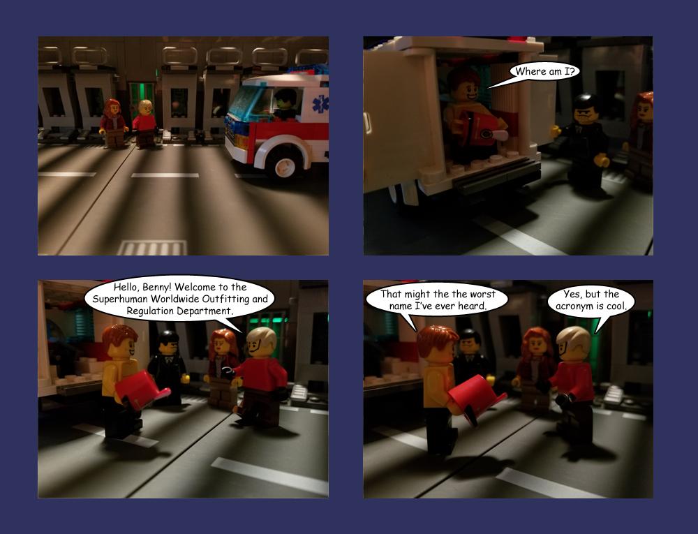 Chapter B1: Benny Begins | Part 18