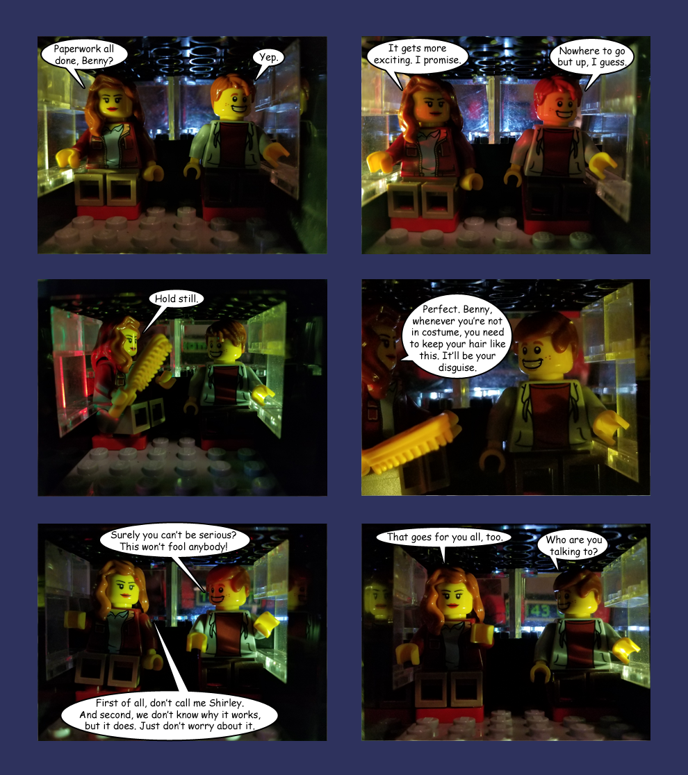 Chapter B1: Benny Begins   Part 22