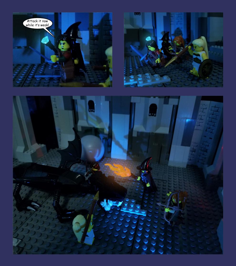 Chapter F2: Escalation   Part 18