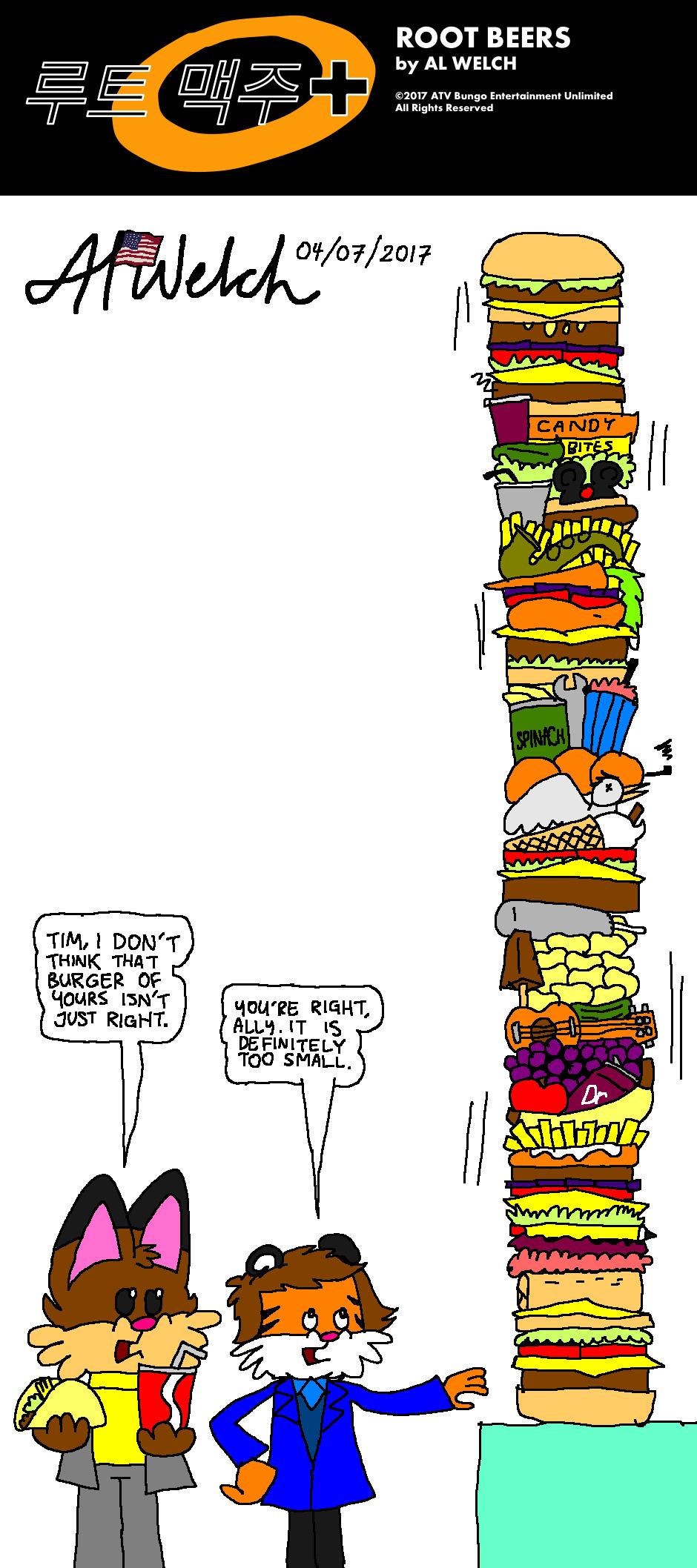 RBT013 - Burger Bling