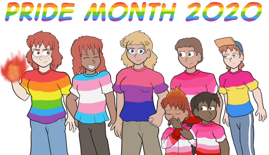 Rainy Day Filler: Pride Month 2020
