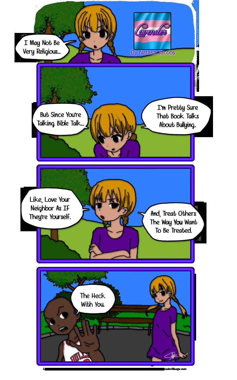 Lavender vs Charlie