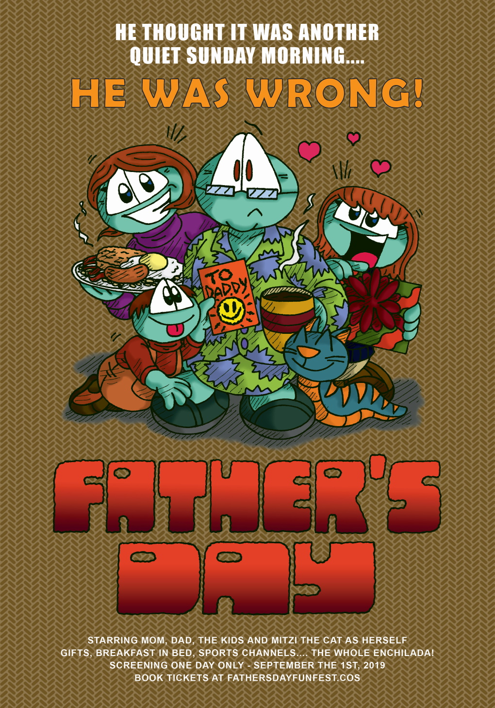 Father's Day filmstraviganza!