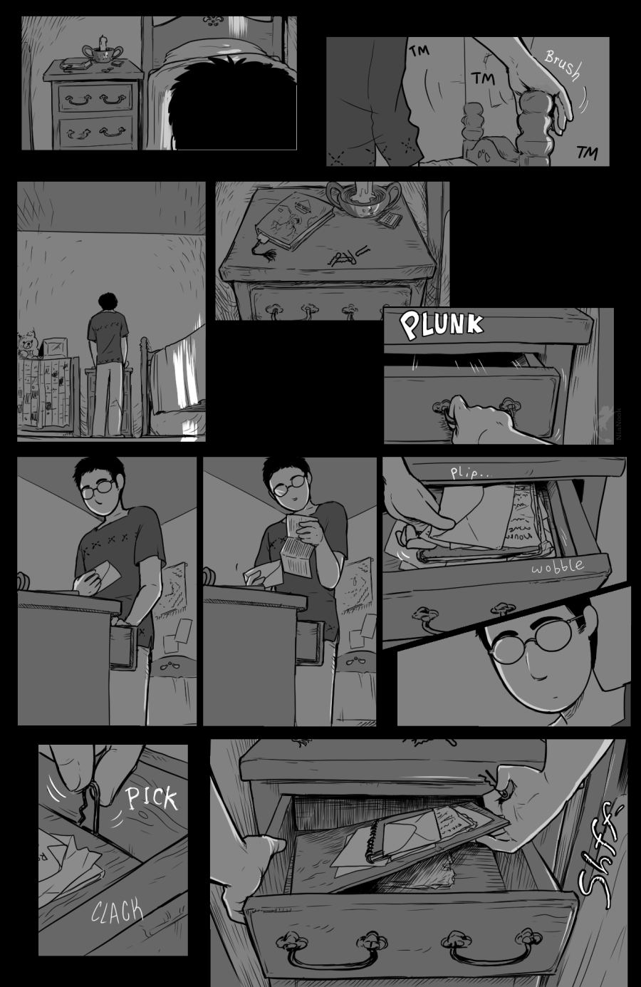 Page 17 (Book 6)